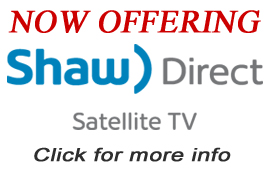 Shaw Direct TV