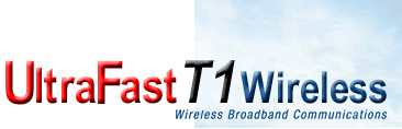 Ultafast T1 Wireless logo